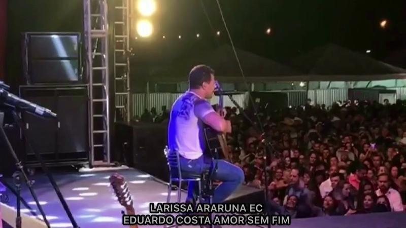Eduardo Costa Sou Seu Fã Número 1 Violada Trio Parada Dura no Recanto Dona Carmelita Brazlândia DF