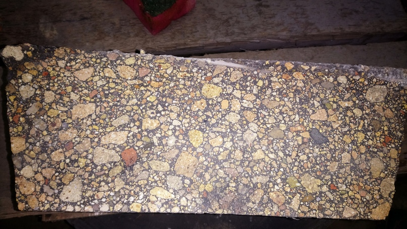 Огнеупорный бетон выдерживает 1300 градусов