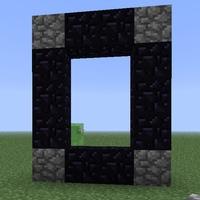 как построить портал в лагину майнкрафте #7