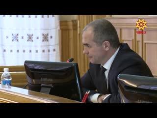 Алексей Ладыков поставил задачу перед всеми городскими службами