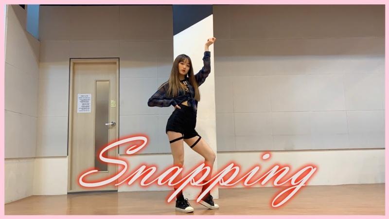 동빠] 청하 (Chung Ha) - Snapping (스내핑) 댄스 커버 / KPOP COVER DANCE / 거울모드 / MIRROR VER