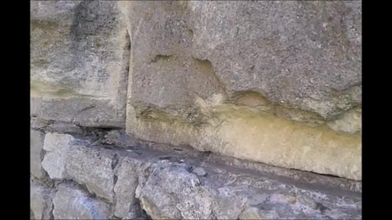 Болгария. «Из рук в руки». P.S. Старый Несебр. Стена