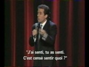 Seinfeld stand up I m telling you for the last time VOSTF 4e partie