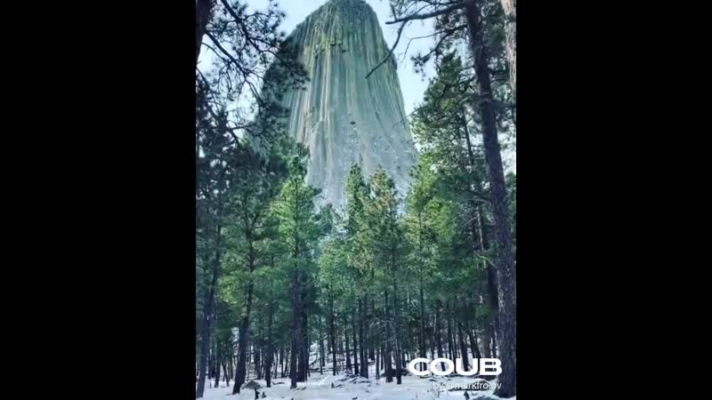 Devils Tower, Wyoming!
