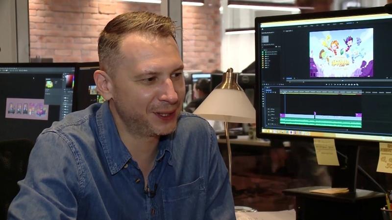 Мультобзор интервью с режиссером мультсериала Сказочный патруль Хроники чудес