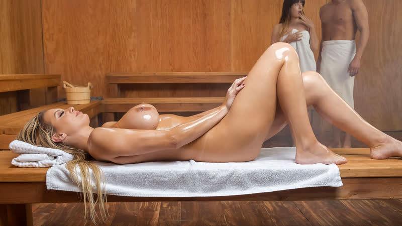 Kenzie Taylor (Ass In Heat 2 /  [Anal, All Sex, Blowjobs, Big Tits, 1080p]