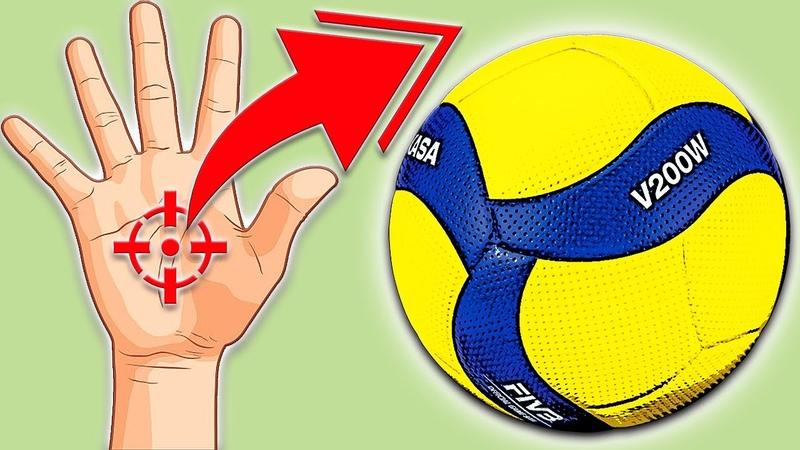 Как Подавать Подачу в Волейболе (ПЛАНЕР)