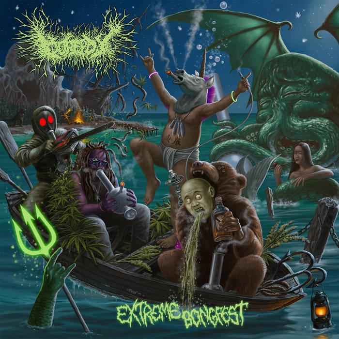 Gorepot - Extreme Bongfest [Remastered]