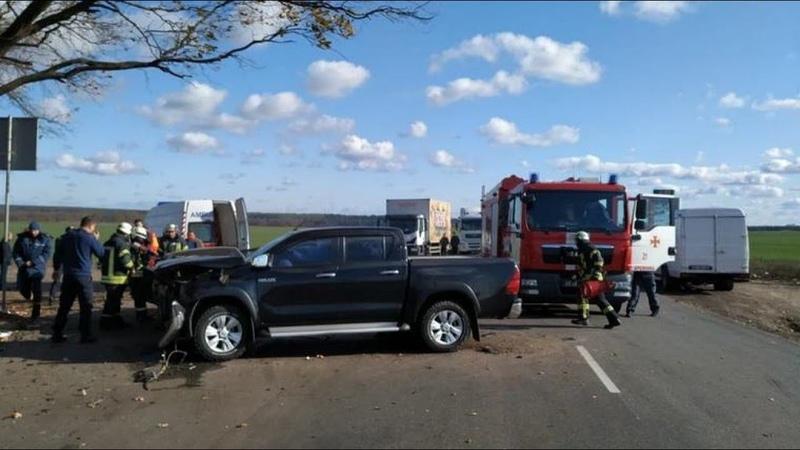 В ДТП на трасі Кремінна Лиман загинули двоє людей