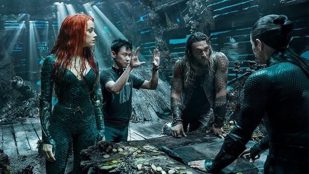 Джеймс Ван объяснил своё решение выступить режиссером «Аквамена»