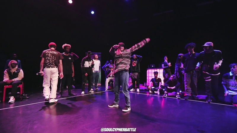 Nao G vs Angel | All style Hip hop FINAL | Soul Cypher | Danceproject.info