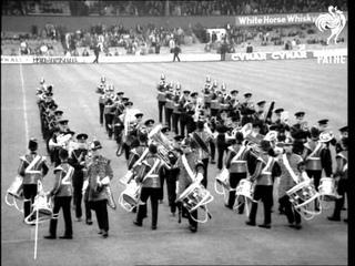 World Cup - North Korea V Chile (1966)