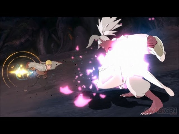 КИНШИКИ И МОМОШИКИ | Новые скриншоты DLC персонажей Naruto Storm 4