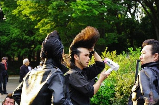 Настоящие поклонники Элвиса тусуются в Токио: клуб рокабилли в парке Yoyogi