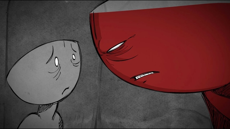 POUR 585 Tyranny grows from the indoctrinated. Animated Short By Patrick Smith