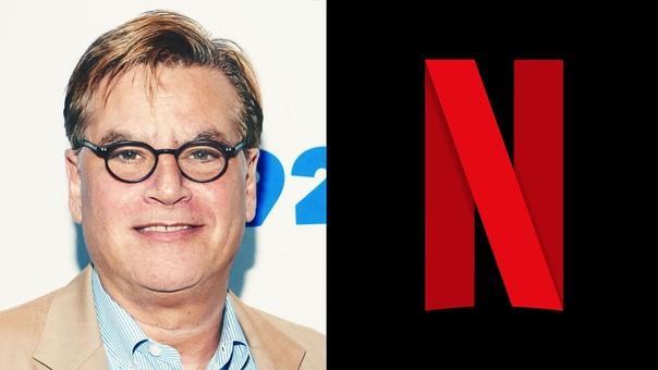 Netflix выкупил права на новый фильм Аарона Соркина за 56 млн долларов