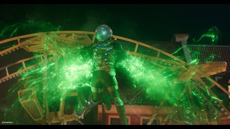 Spider-Man: Far From Home | Luma Pictures | VFX Breakdown