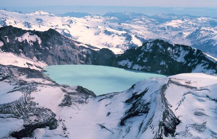 Вулкан Катмай на Аляске, изображение №4