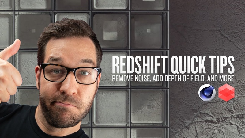 3 Quick Tips for Better and Faster Redshift Renders in Cinema 4D Greyscalegorilla