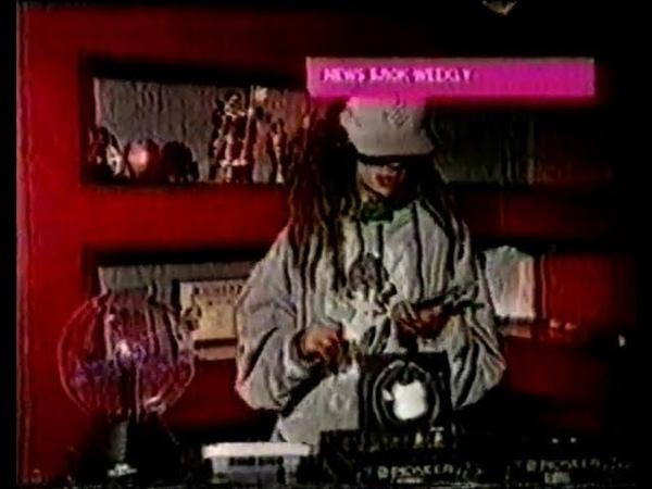 Децл a.k.a Le Truk на MTV NBW Рекордные новости (2003)