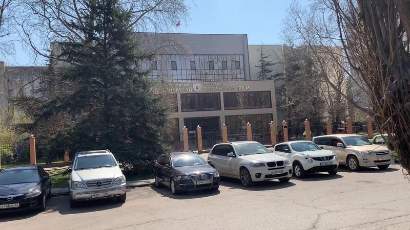 Олег Зубков и его адвокат не выхолят из Верховного суда уже ДВА ЧАСА Ждём