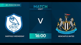 AFL19. England. Championship. Day 22. Sheffield Wednesday - Newcastle United