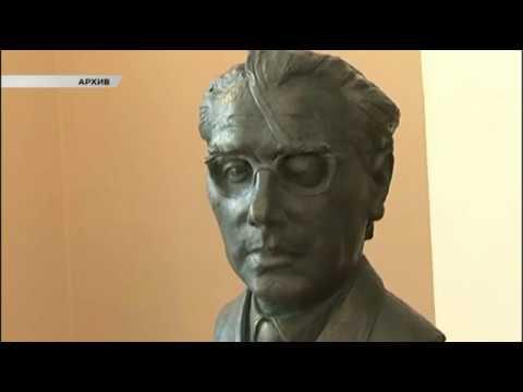 В Курске представили биографическую книгу о советском мультипликаторе Борисе Дежкине