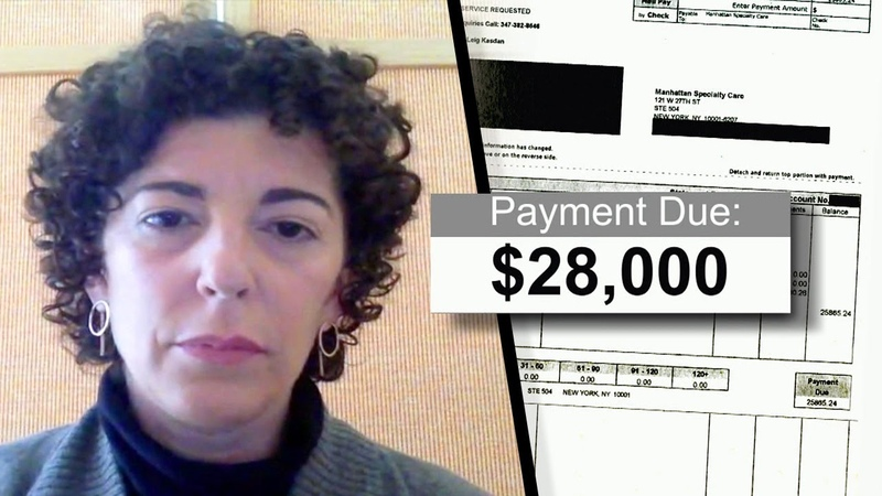 Why Woman's Medical Bill for Lab Test Cost Her $28 000