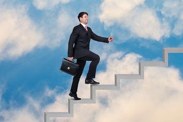 поздравления по карьерной лестнице фото