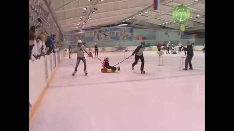 Спортивная эстафета Олимпийские забавы в рамках Городского молодежного турнира - 2014