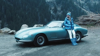 'To Drive, is to Feel': Ferrari 275GTB with Katarina Kyvalova