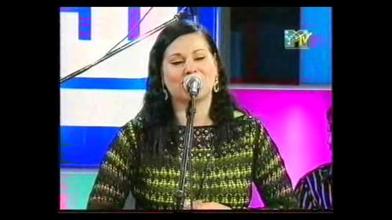 БРАВО ИРИНА ЕПИФАНОВА - джамайка (live at ''тотальное show'', 09.11.2004)
