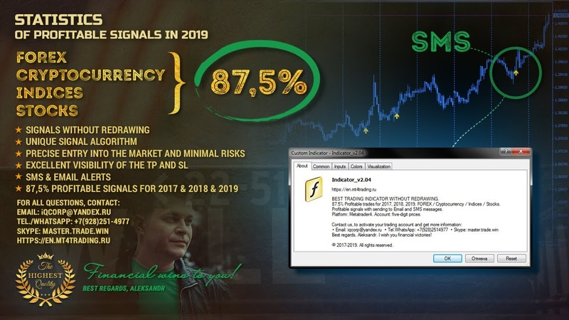 Best forex indicator 2019 for trading without redrawing Best strategy forex in 1 TOP indicator