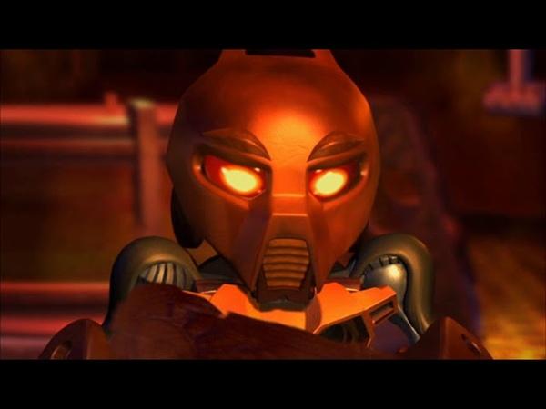 Бионикл 2 Легенда Метру Нуи Bionicle 2 Legends of Metru Nui by ale x2008