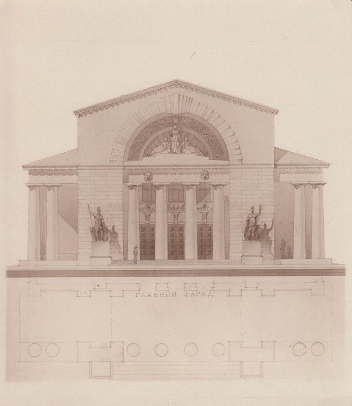 Муромское эхо Сталинского ампира, изображение №14