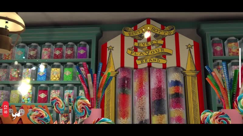 Honeydukes Harry Potter Wizards Unite Candy Shop