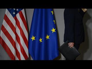 А. Бабицкий. США провоцируют Европу отказать в поддержке Украине