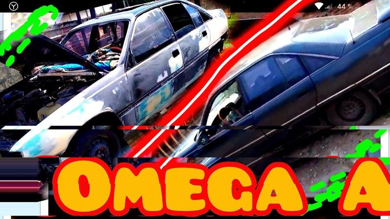 Opel omega A 1992 г под восстановление первый РАУД Бахмут JekaPro