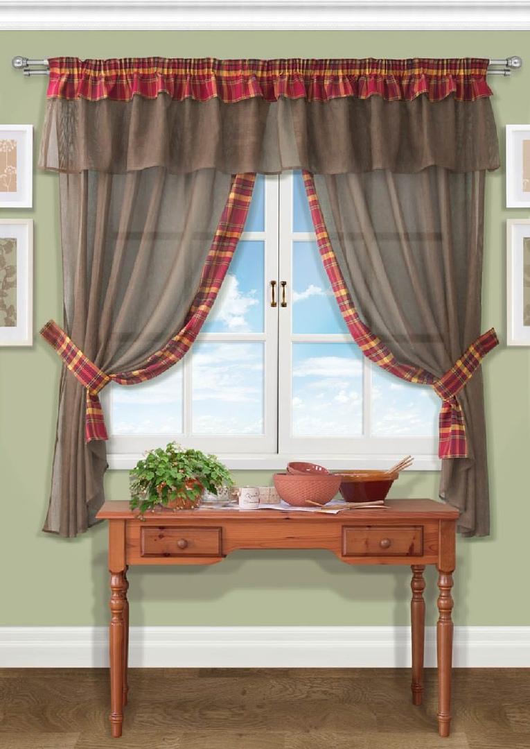 Как преобразить любую комнату с помощью штор, изображение №29