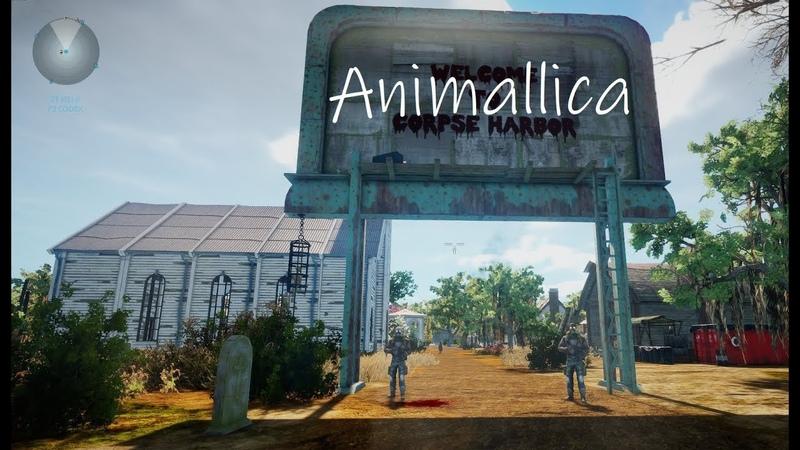 Animallica 5 Локация Corpse Harbor