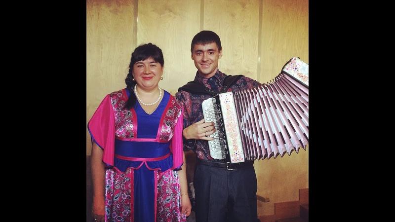 Дмитрий и Елена Иващенко
