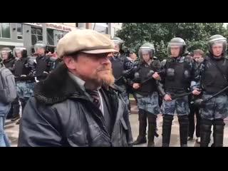 Путин УХОДИ! Зюганов должен стать ПРЕЗИДЕНТОМ! Заявление Ленина на МИТИНГЕ в Мос