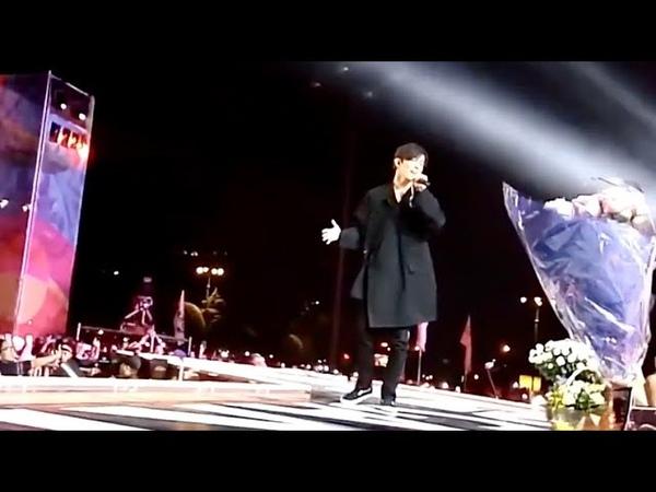 димаш Dimash cut ~ Unforgettable Day ~ Gakku Concert 2017 fancam