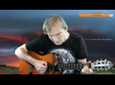 Песни под гитару Бессмертный Высоцкий Воздух крут перед грозой №179