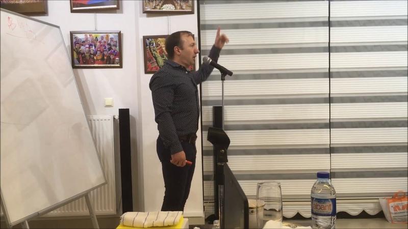 Russian Verb Aspects Workshop for Russian teachers in Ankara