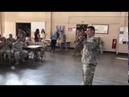 Soldado Latino De USA Tratando De Cantar Mi 45 El Fantasma Y Su Equipo Armado