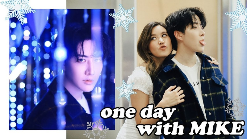 One day with MIKE ตามติดชีวิตซุปตาร์จีน มาทำอะไรที่ไทย | Yingpcp ft. Mike Angelo