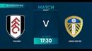 AFL19 Engand Championship Day 21 Fulham Leeds United