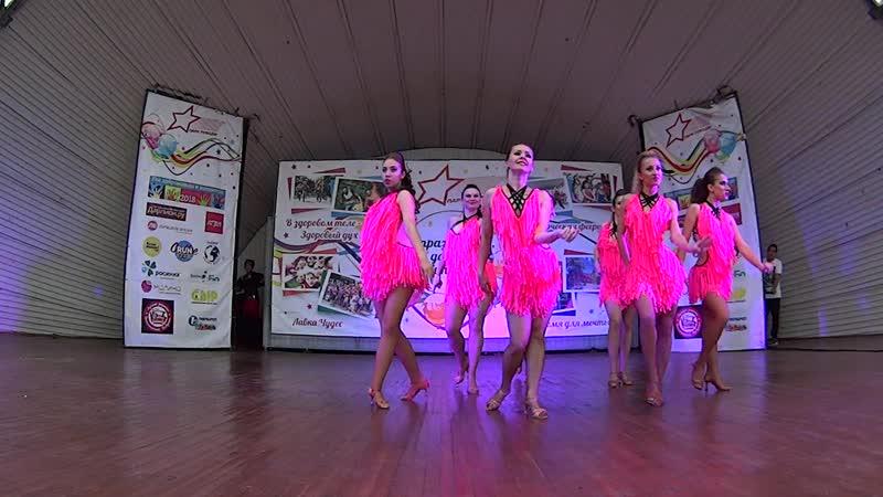 Шоу балет Mio Latino Бубали