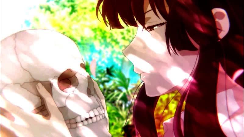 Труп под ногами Сакурако 1 12 Sakurako san no Ashimoto ni wa Shitai ga Umatteiru 2015 аниме марафон все серии подряд сериал
